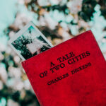 image of charles dickens book